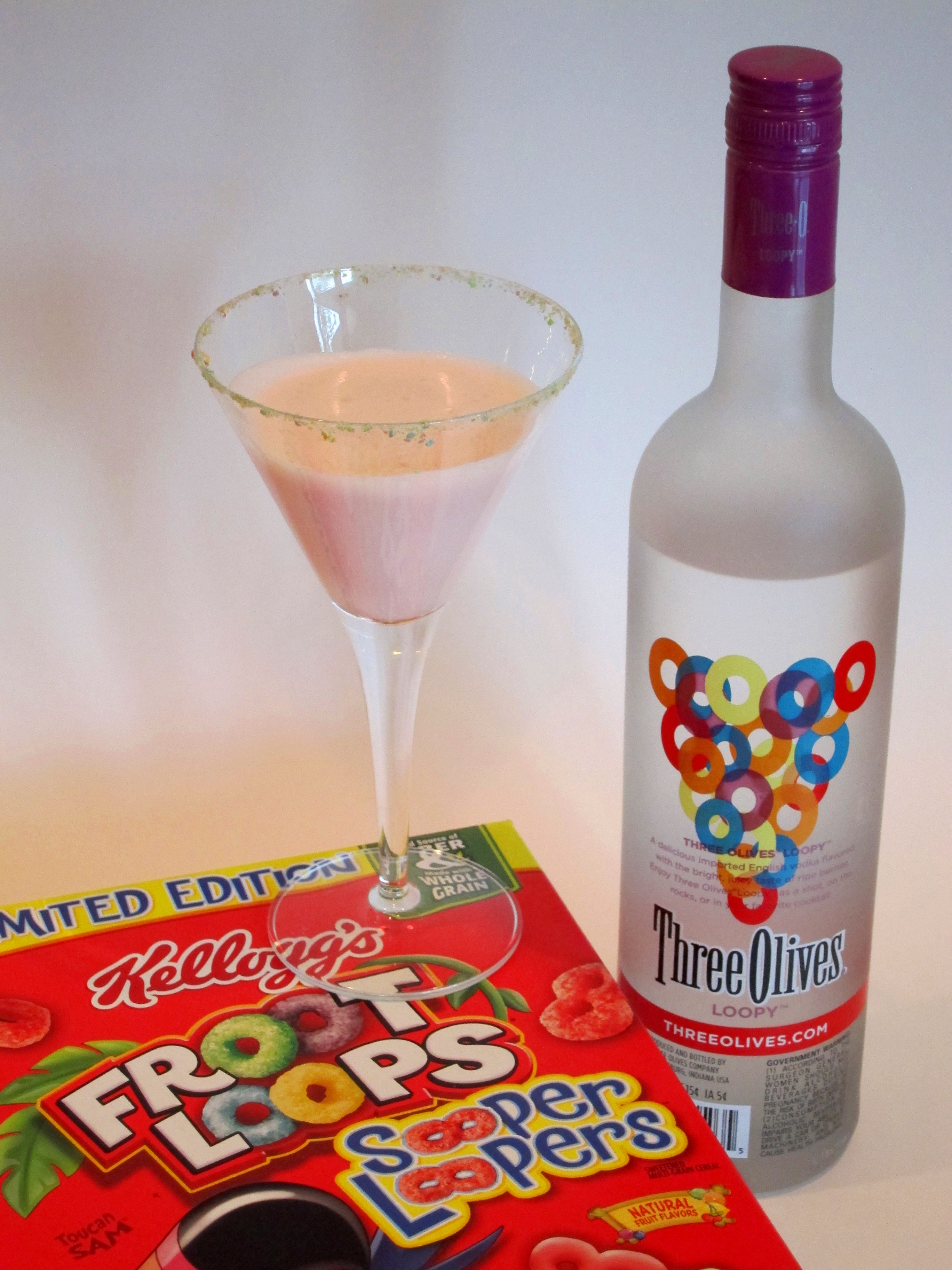 olive vegetable or fruit fruit loop shot