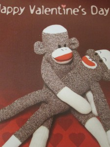 other sock monkey