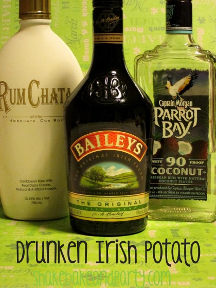 Drunken Irish Potato