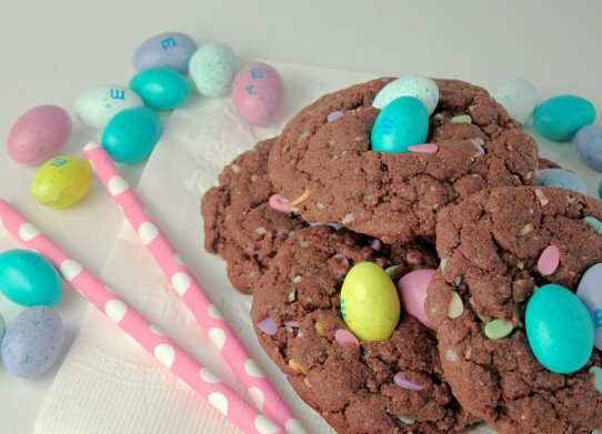 Mounds Cake Mix Cookies | Shake Bake and Party