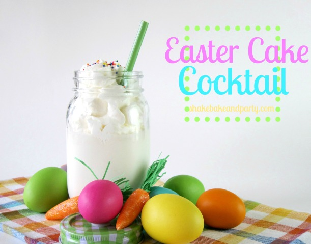 Easter Cake Cocktail