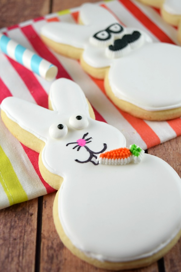 Easter Bunny Cookie | Shake Bake and Party